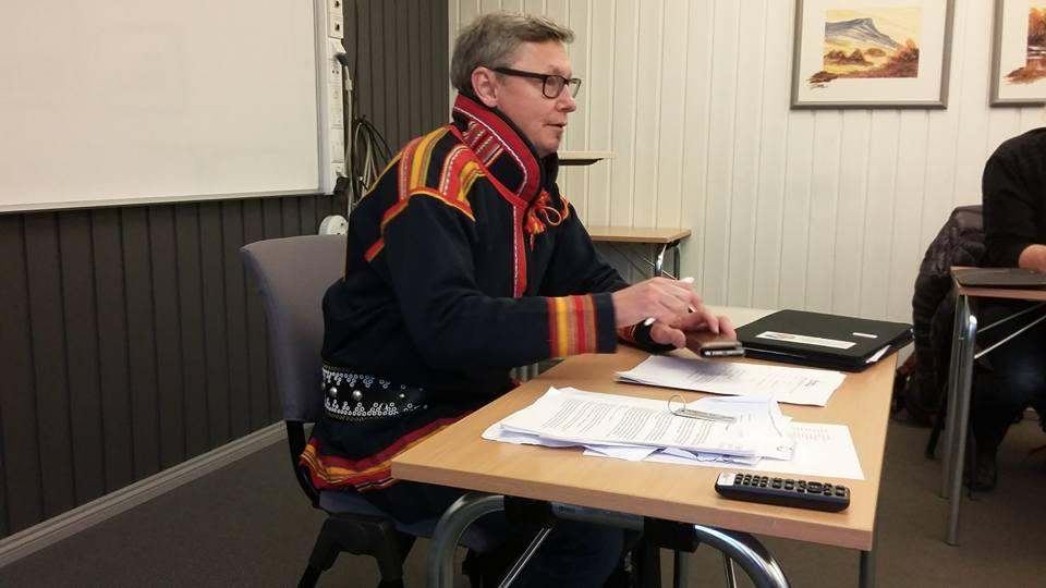 Partiträff i Lycksele 22-23 oktober 2016