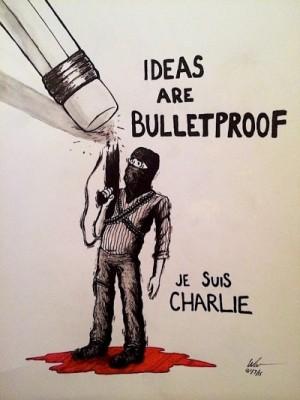 'Je Suis Charlie'