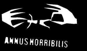 Annus Horribilis – spridda reflektioner över den tid som gått
