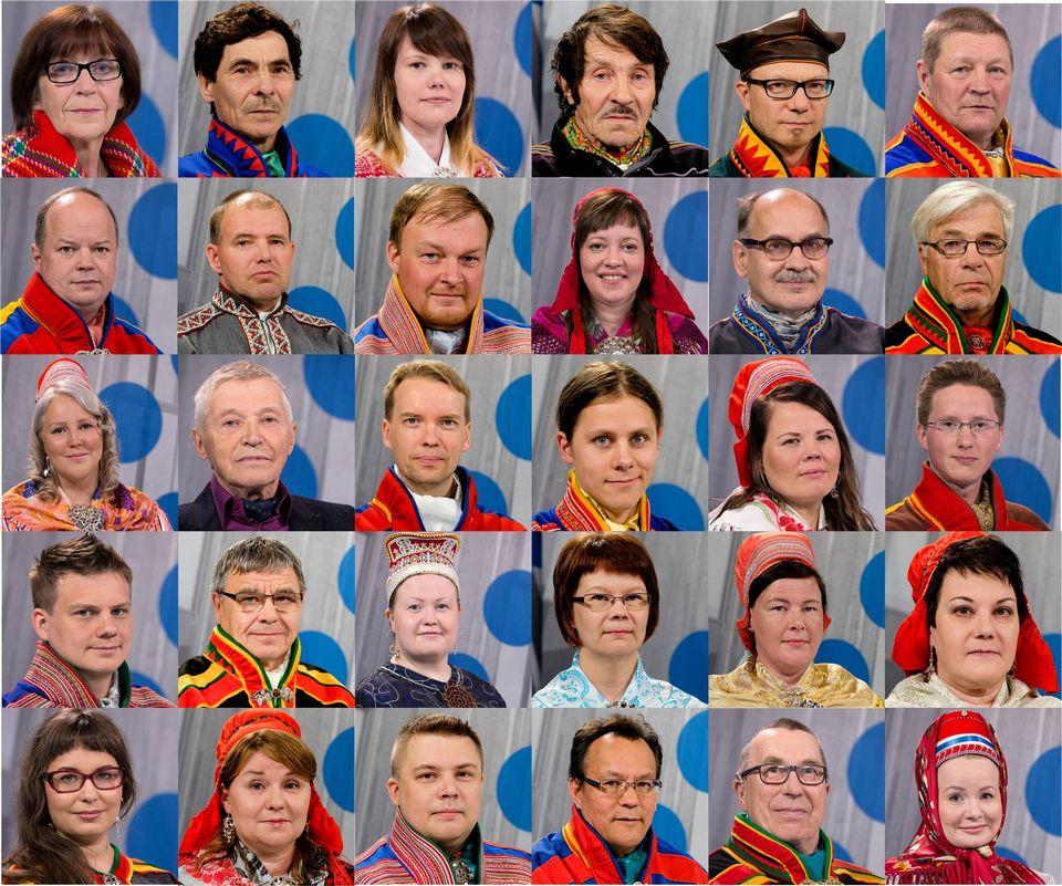 Sametingsvalet på finsk sida