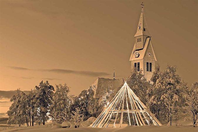 Katolicismen och samerna