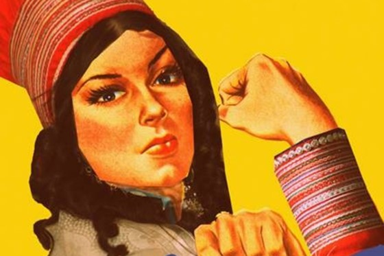 Grattis alla kvinnor i Sápmi